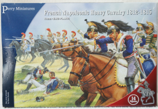 Perry Miniatures 28mm FN-120 French Heavy Cavalry 1812-15